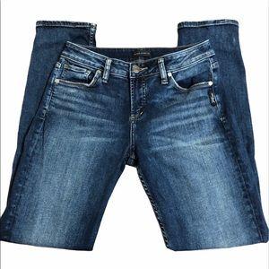 Silver Jeans Avery Slim
